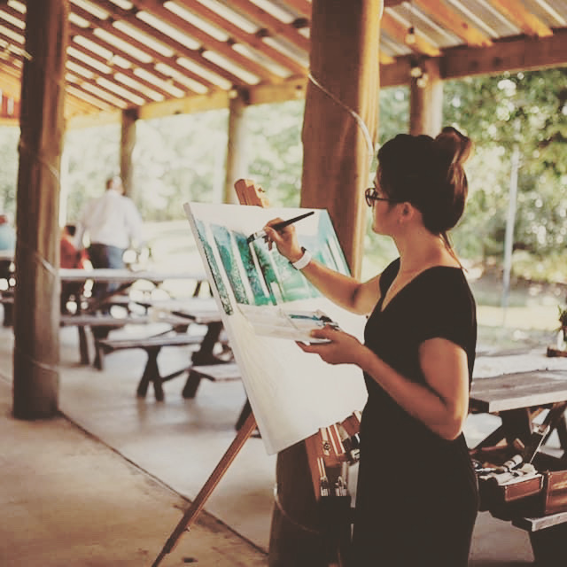 Why Book a Wedding Painter?